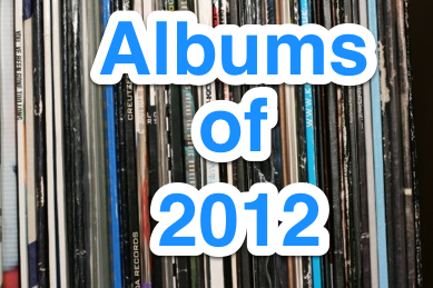 Albums of 2012